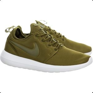 Nike Roshe Two Olive Flak Women's